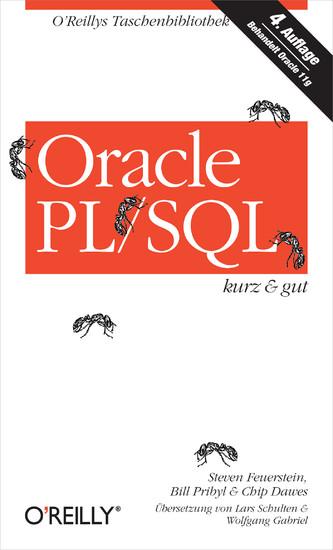 Oracle PL/SQL kurz & gut - Blick ins Buch
