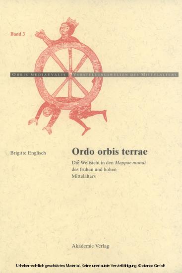 Ordo Orbis Terrae - Blick ins Buch