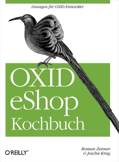 OXID eShop Kochbuch - Blick ins Buch