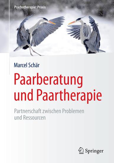 Paarberatung und Paartherapie - Blick ins Buch