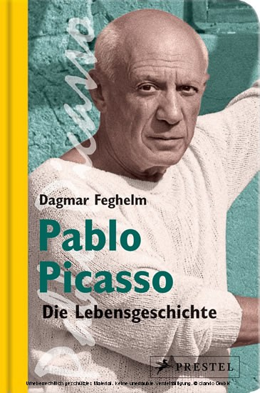 Pablo Picasso - Blick ins Buch