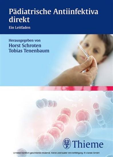 Pädiatrische Antiinfektiva direkt - Blick ins Buch