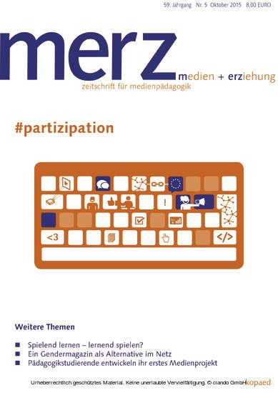 #partizipation - Blick ins Buch