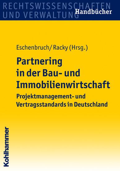 Partnering in der Bau- und Immobilienwirtschaft - Blick ins Buch