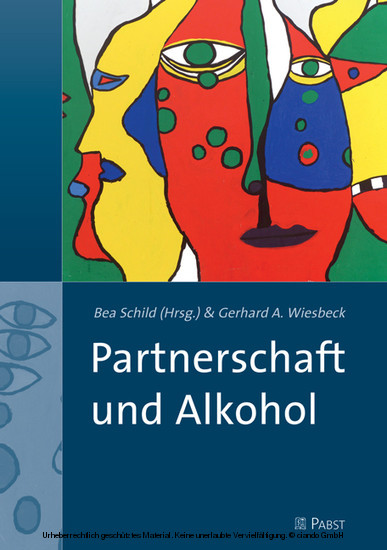 Partnerschaft und Alkohol - Blick ins Buch
