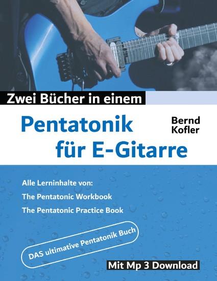 Pentatonik für E-Gitarre - Blick ins Buch