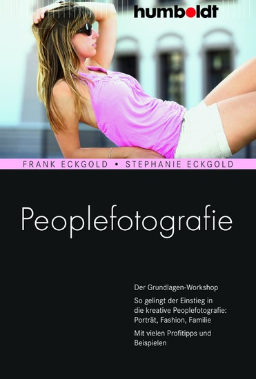 Peoplefotografie - Blick ins Buch