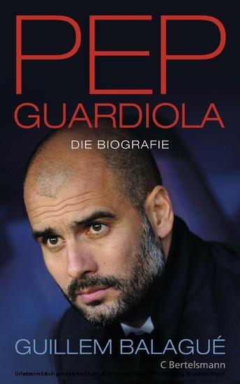 Pep Guardiola - Blick ins Buch