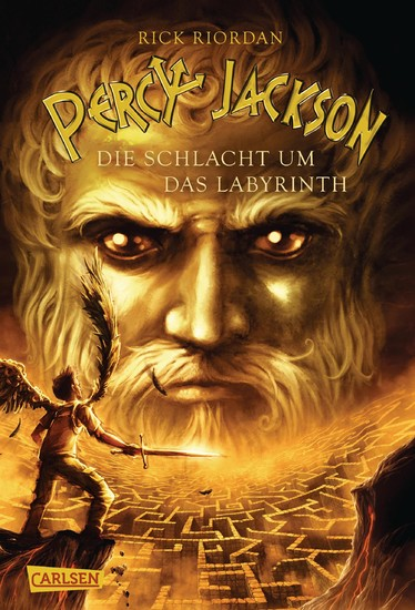 Percy Jackson - Die Schlacht um das Labyrinth (Percy Jackson 4) - Blick ins Buch