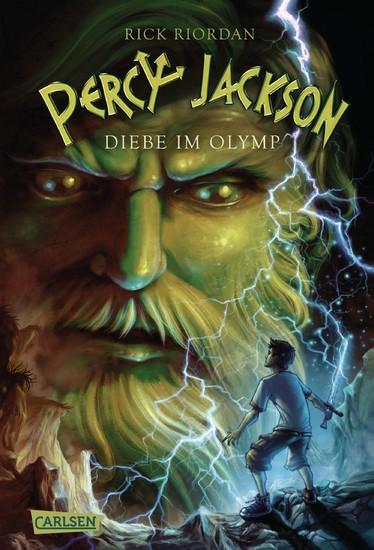 Percy Jackson - Diebe im Olymp (Percy Jackson 1) - Blick ins Buch