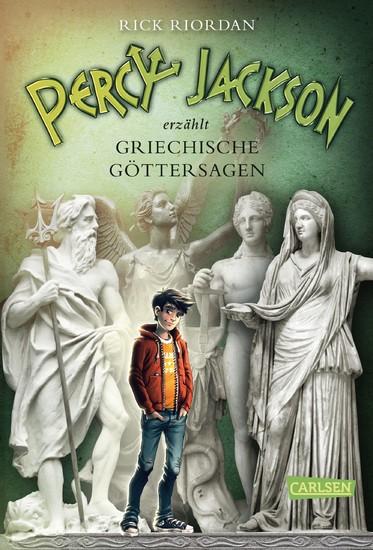 Percy Jackson erzählt: Griechische Göttersagen - Blick ins Buch