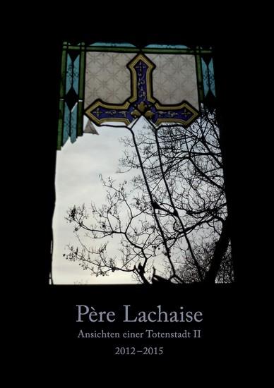 Père Lachaise. Ansichten einer Totenstadt II - Blick ins Buch