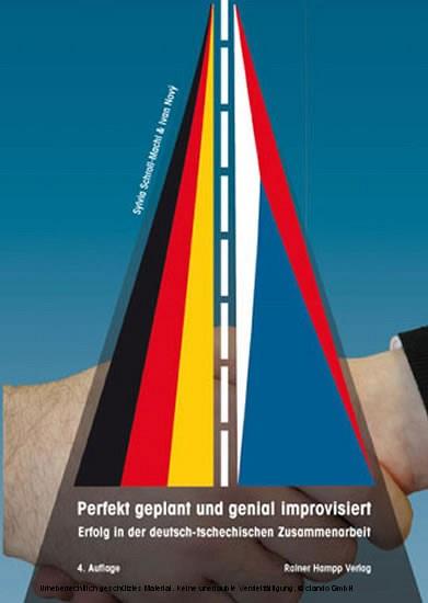 Perfekt geplant und genial improvisiert - Blick ins Buch