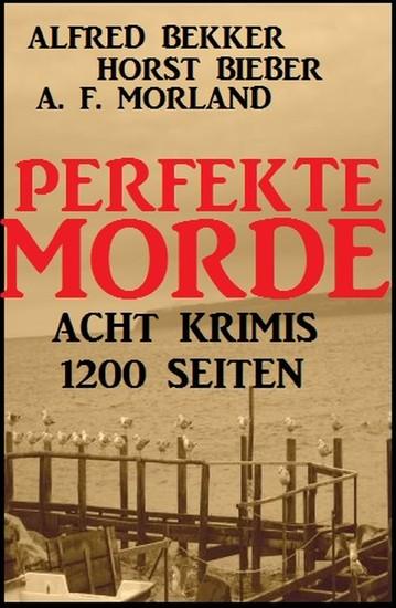 Perfekte Morde: Acht Krimis - Blick ins Buch