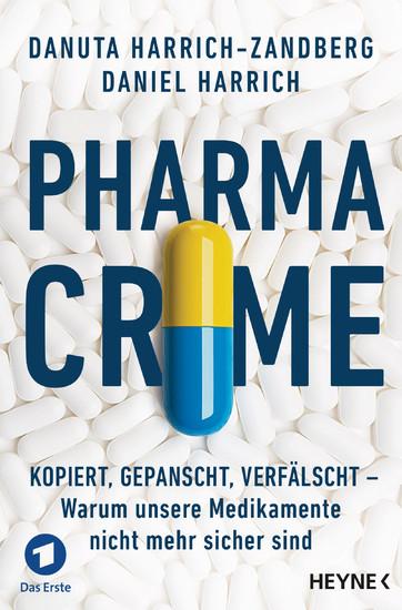 Pharma-Crime - Blick ins Buch