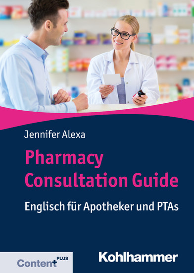 Pharmacy Consultation Guide - Blick ins Buch