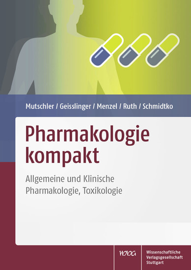 Pharmakologie kompakt - Blick ins Buch