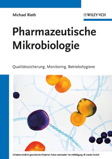 Pharmazeutische Mikrobiologie - Blick ins Buch