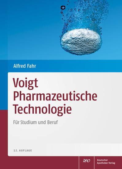 Pharmazeutische Technologie - Blick ins Buch