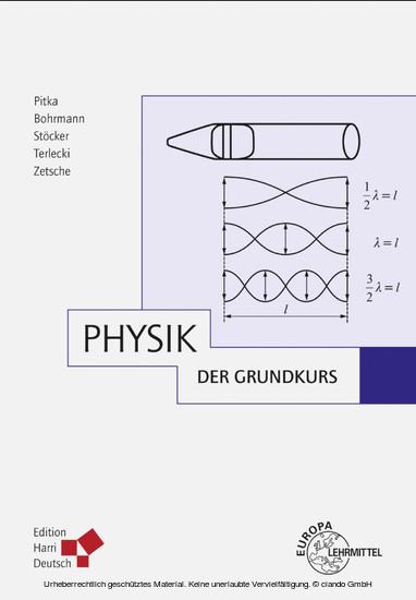 Physik - Der Grundkurs (Pitka) - Blick ins Buch