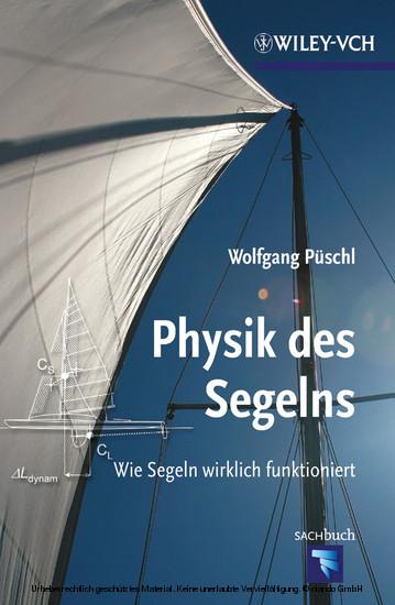 Physik des Segelns - Blick ins Buch