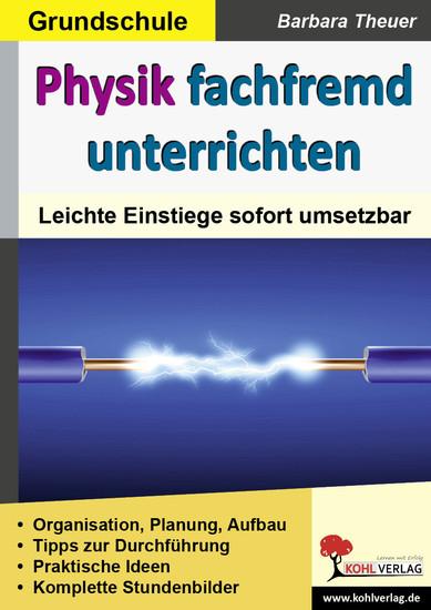 Physik fachfremd unterrichten / Grundschule - Blick ins Buch