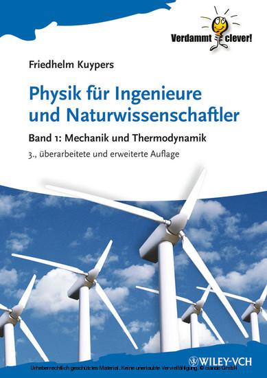 Physik fr Ingenieure und Naturwissenschaftler - Blick ins Buch