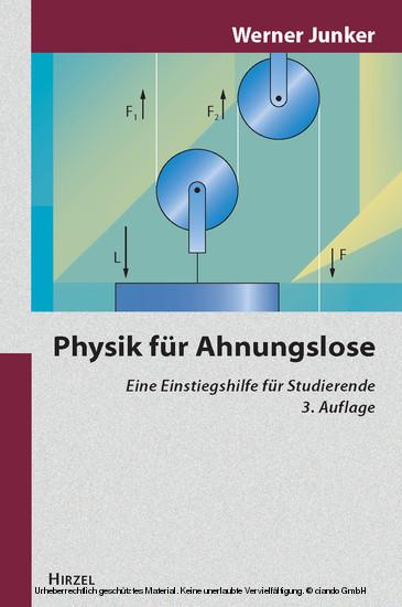 Physik für Ahnungslose - Blick ins Buch
