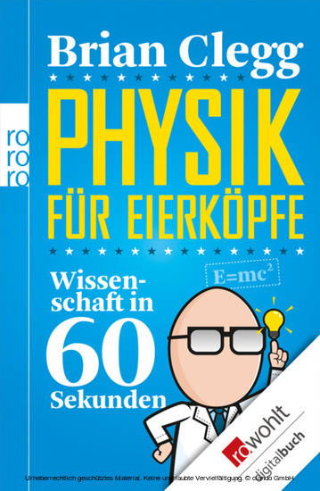 Physik für Eierköpfe - Blick ins Buch