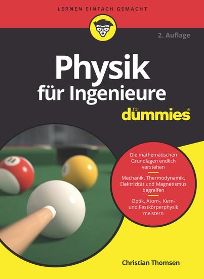 Physik für Ingenieure für Dummies - Blick ins Buch