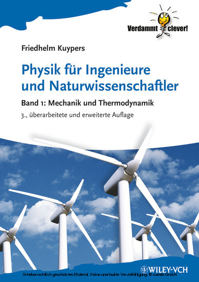 Physik für Ingenieure und Naturwissenschaftler - Blick ins Buch