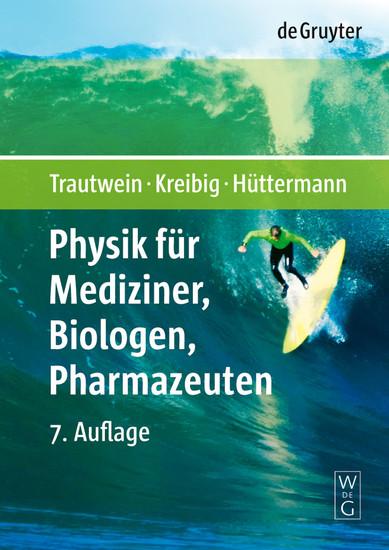Physik für Mediziner, Biologen, Pharmazeuten - Blick ins Buch