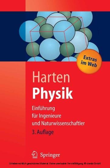 Physik - Blick ins Buch
