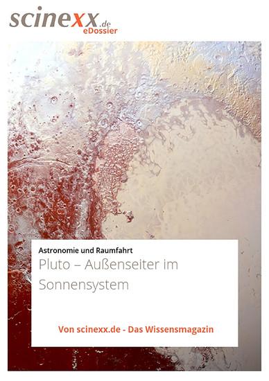 Pluto - Außenseiter im Sonnensystem - Blick ins Buch