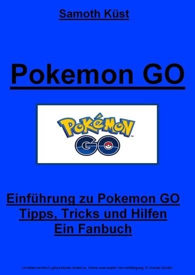 Pokemon - Die Ultimative Hilfefibel - Blick ins Buch