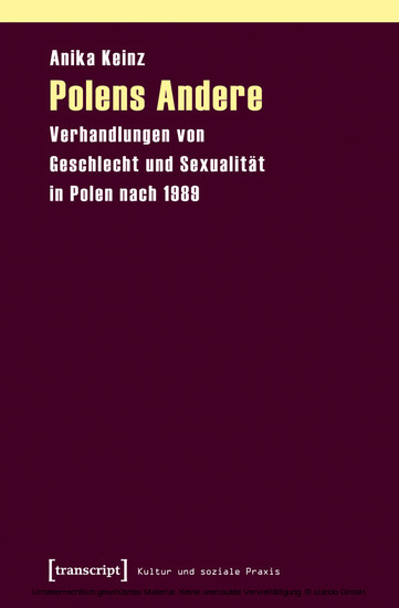 Polens Andere - Blick ins Buch