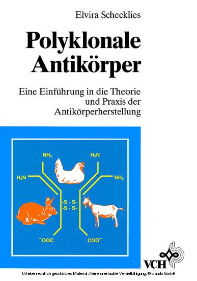 Polyklonale Antikrper - Blick ins Buch