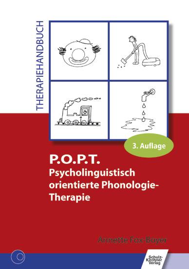 P.O.P.T. Psycholinguistisch orientierte Phonologie-Therapie - Blick ins Buch