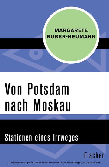 Von Potsdam nach Moskau - Blick ins Buch