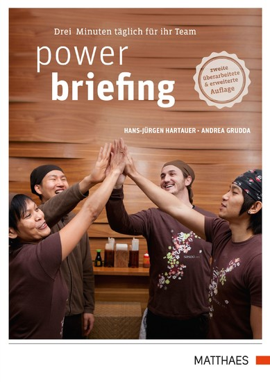 Power Briefing© - Blick ins Buch