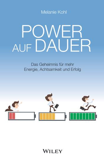 Power auf Dauer - Blick ins Buch