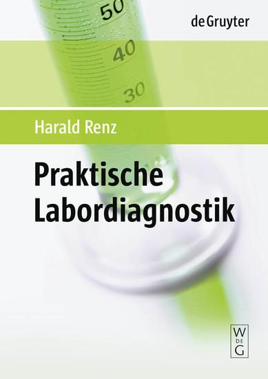 Praktische Labordiagnostik - Blick ins Buch