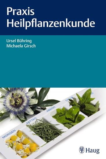 Praxis Heilpflanzenkunde - Blick ins Buch
