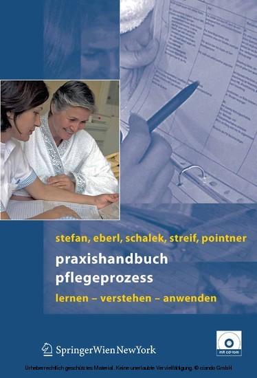 Praxishandbuch Pflegeprozess - Blick ins Buch