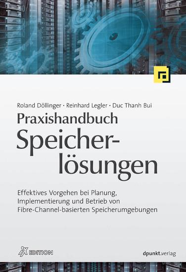 Praxishandbuch Speicherlösungen (iX Edition) - Blick ins Buch