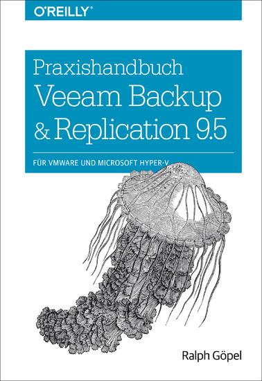 Praxishandbuch Veeam Backup & Replication 9.5 - Blick ins Buch
