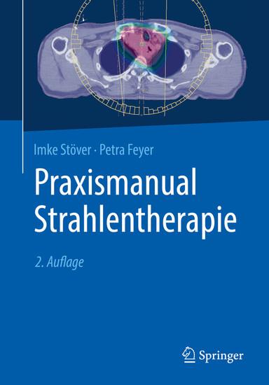 Praxismanual Strahlentherapie - Blick ins Buch