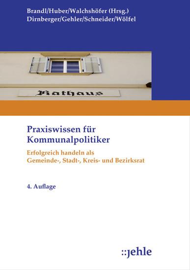 Praxiswissen für Kommunalpolitiker - Blick ins Buch