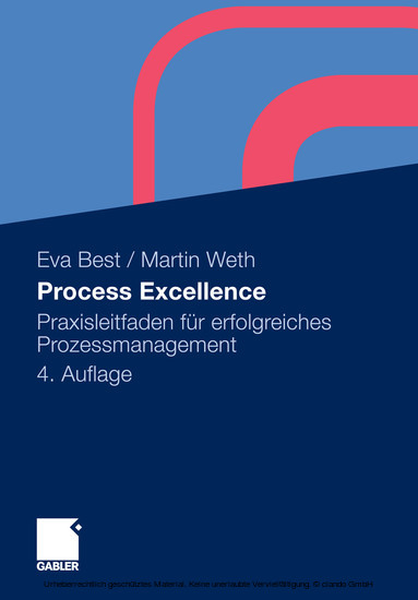 Process Excellence - Blick ins Buch