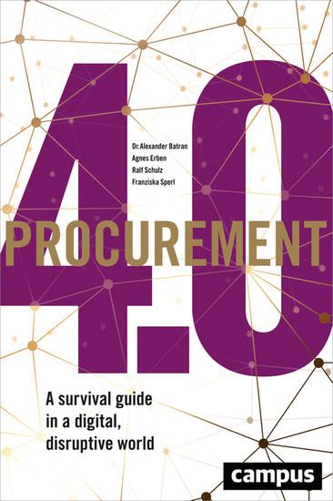 Procurement 4.0 - Blick ins Buch